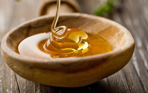 The benefits of honey, golden liquid