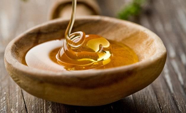 The benefits of honey, golden liquid