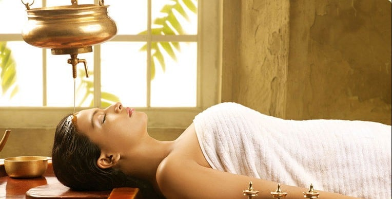 How does Ayurvedic Massage works