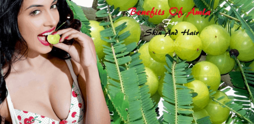 Ayurvedic remedies: benefits of amla for skin and hair