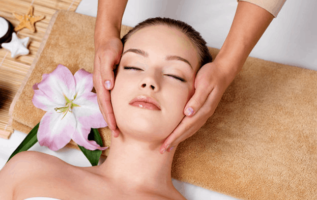 face massage therapy beauty benefits