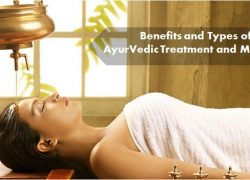 Health Benefits of Different types of AyurVedic Massage Therapy