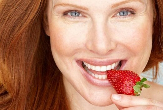 Health Benefits of Strawberry on Skin