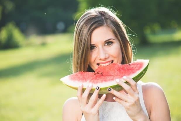 Natural Health Benefits of Watermelon