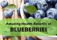 Health Benefits and Uses of Blueberries for Healthy skin and body