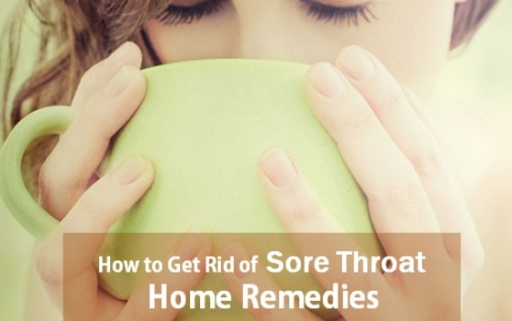 natural home remedies for sore throat
