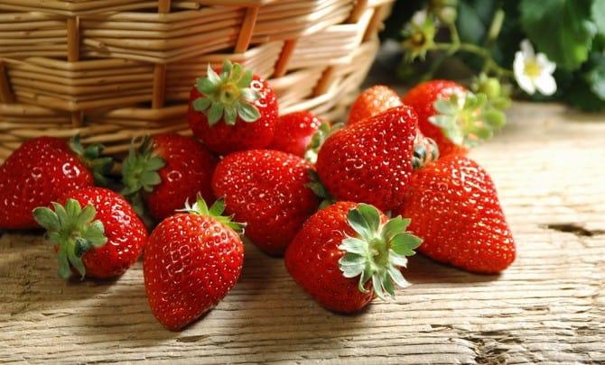 Amazing tasty strawberry health benefits