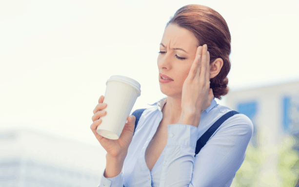 tea or coffee to cure headache