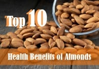 Top 10 Health Benefits of Almonds that you should know