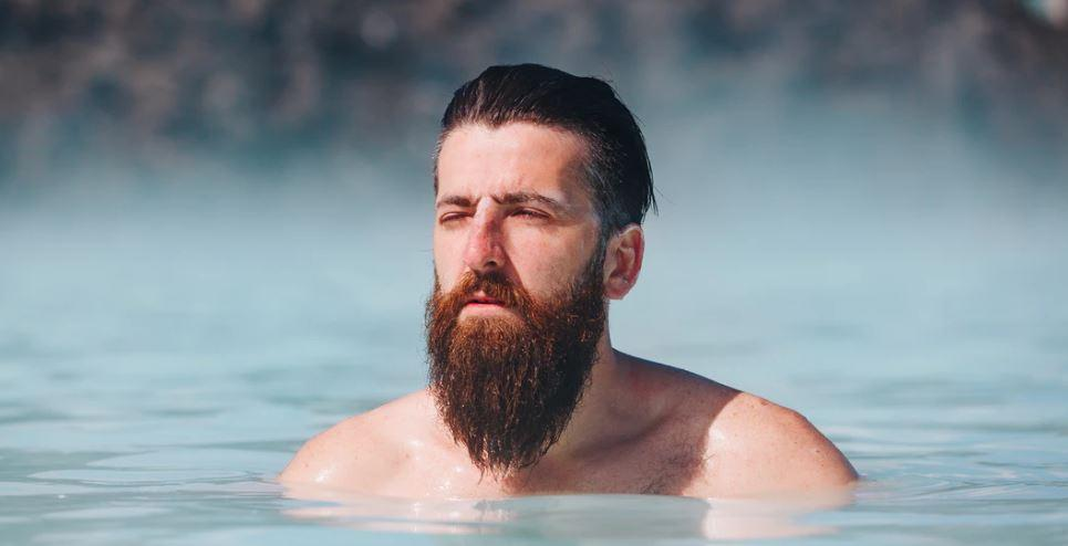 dense beard for men