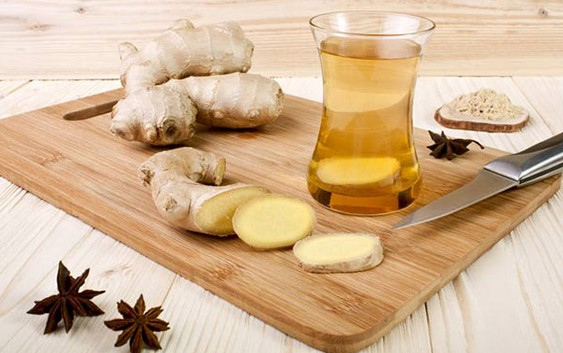 ginger health benefits and uses