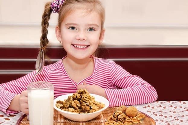 Benefits of Walnut for Kids