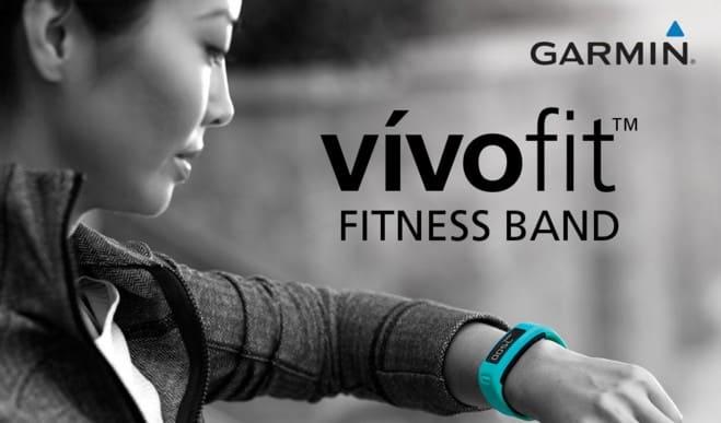 garmin vivofit band health wearable