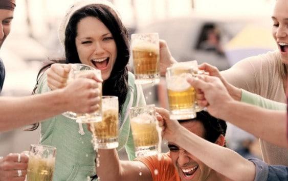 health benefits of drinking beer