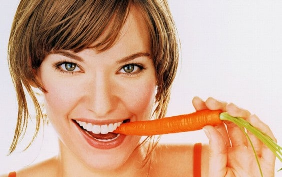 Benefits of Carrot for Women