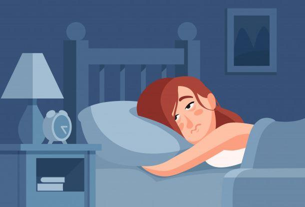 cure insomnia and sleeping problem