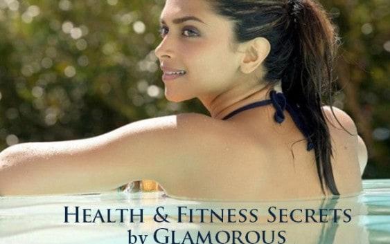 deepika health and fittness secrets