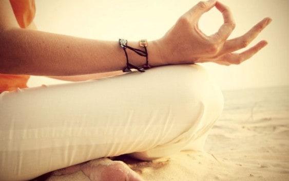 gyan mudra , healing power in hand
