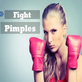 fight pimples and acne with best home remedies