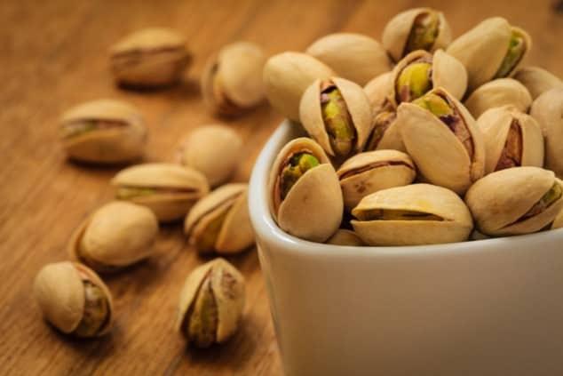health benefits of pistachio or pista