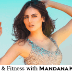 Bollywood Hot Star, Mandana Karimi Shares Beauty Tips