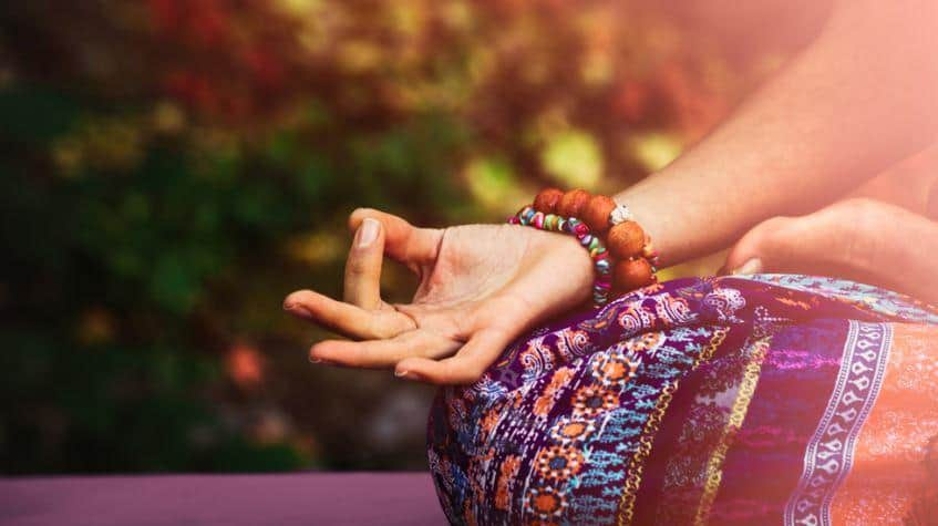 mudras and hand postures