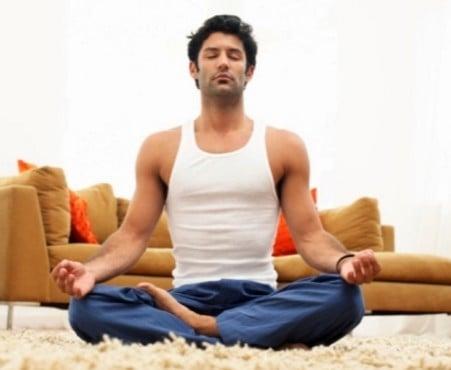yoga postures and vayu mudra
