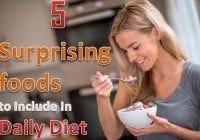 5 Surprising Ingredients to Include In Your Daily Diet