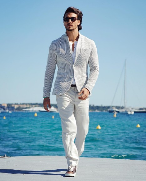 Handsome Tiger Shroff