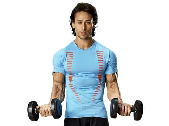 Tiger Shroff Workout