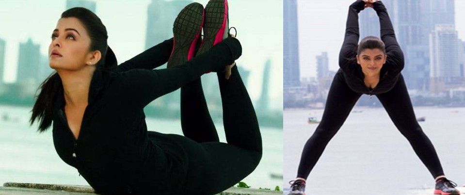 aishwarya rai workout routine and exercises