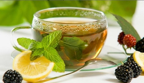 green herbal tea health benefits
