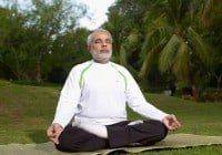 Discover the Fitness Mantra of Indian PM Narendra Modi