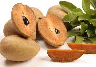 chiku fruit health benefits, sapota health benefits