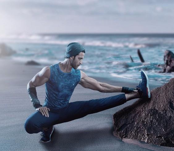 Hrithik Roshan Workout Routine