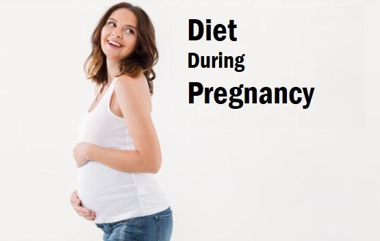 healthy diet during pregnancy