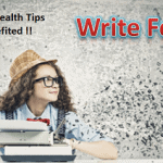Guest blogging or Guest Sponsored Posting at medictips on Health and Fitness