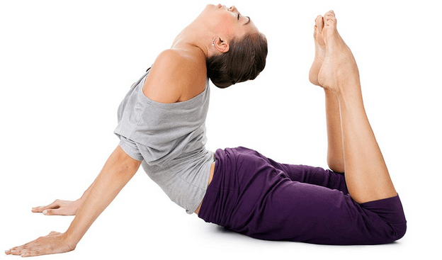 gain few extra inches by this yoga posture