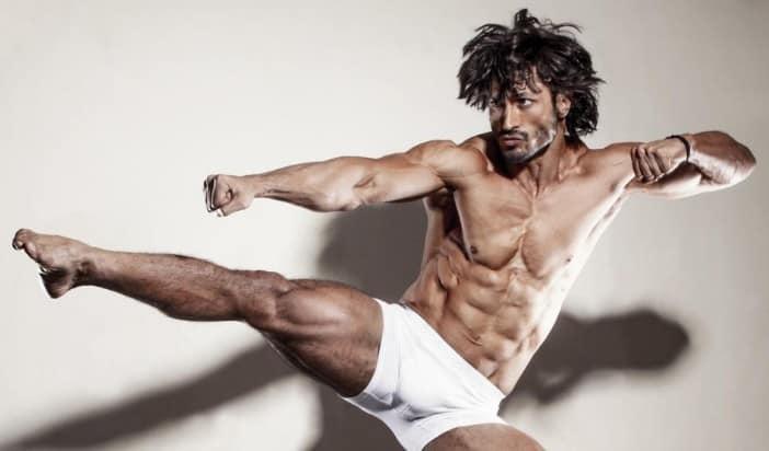 Vidyut Jamwal Martial Arts