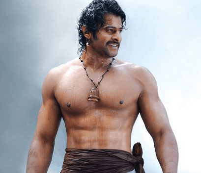 baahubali prabhas muscular body and fitness