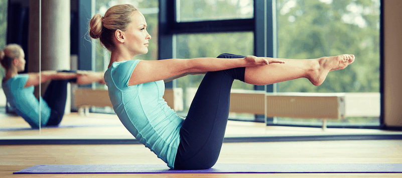 fitness pilates clases for women