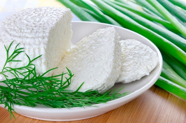 Cottage cheese for veg gym diet