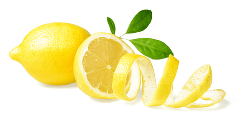 lemon peels for thicker eyelashes