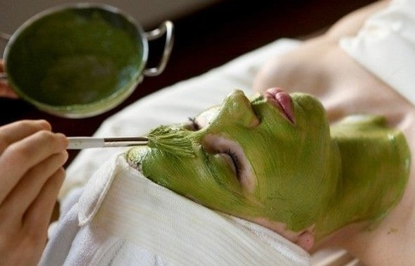 Green Tea Face Pack