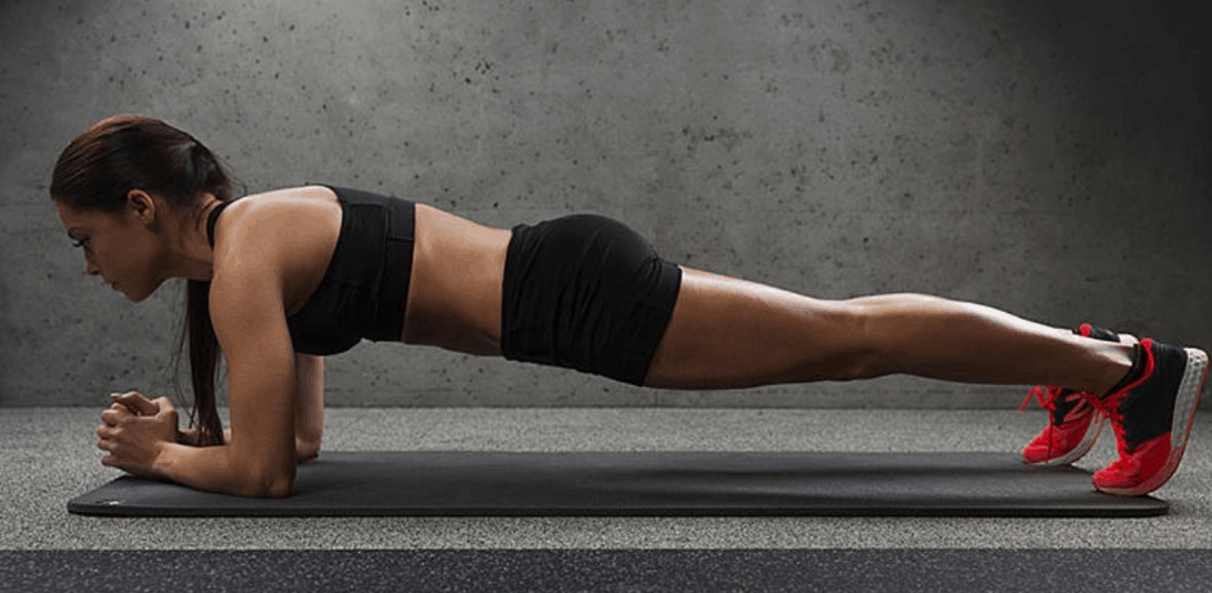 best plank fitness exercises for females