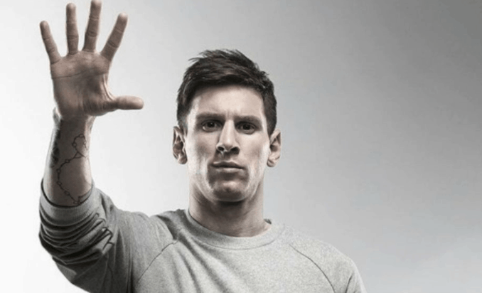 messi workout routine and diet plan