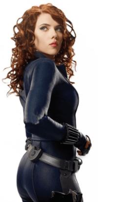 scarlett johansson best female action star
