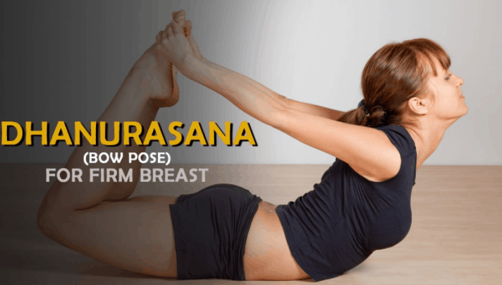 yoga for breast enlargement and back pain