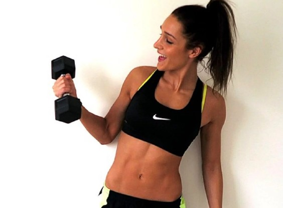 Kayla Itsines Work Out