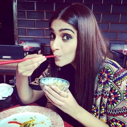 Sonam Kapoor Diet plan